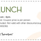 Souplantation and Sweet Tomatoes Lunch Coupon