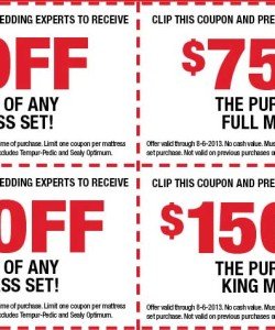 Multi-discount savings at Bedding Experts