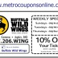 Buffalo Wild Wings Coupon