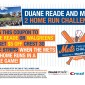Duane Reade and Mets Home Run Challenge Coupon