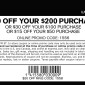 EXPRESS DISCOUNT COUPON
