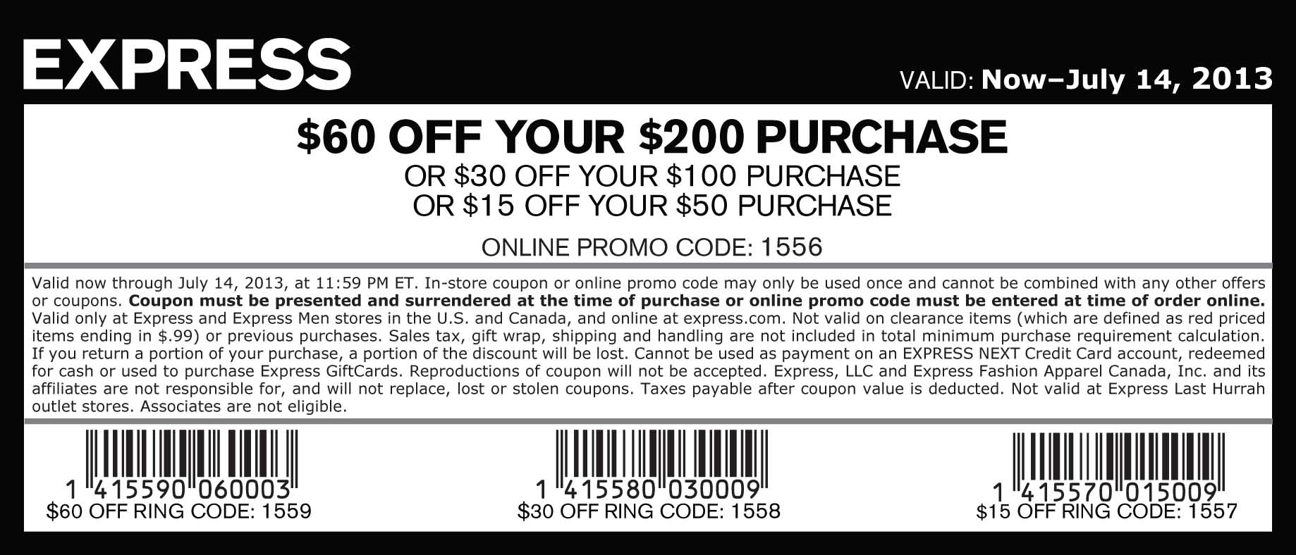 Bonanza coupon code 2018