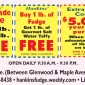 Hankins Fudge Discount Coupon