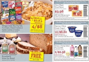 Pick and Save Food Coupons 2013