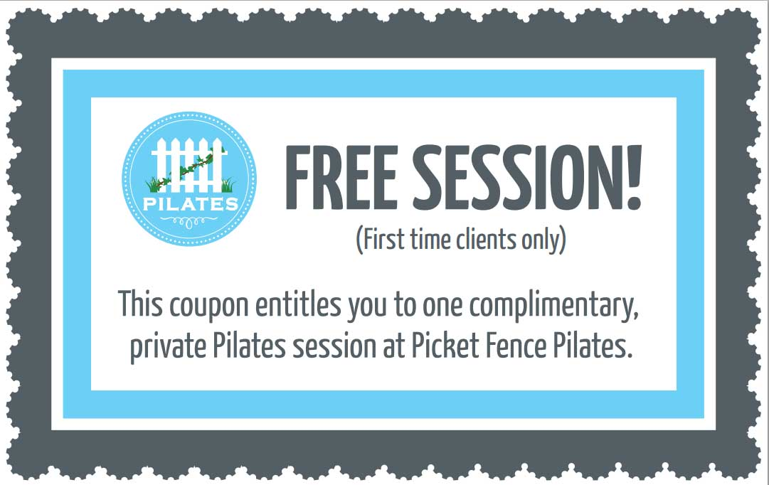 Coupon pilates