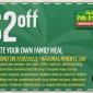 Pollo Tropical Family Meal Discount