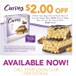 Curves Meal Bars Coupon