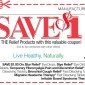 The Relief Products Discount Coupon