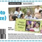 Walmart Photo Coupon Banner