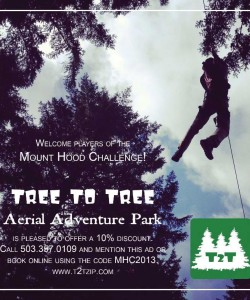 Mount Hood Aerial Adventure Park Coupon