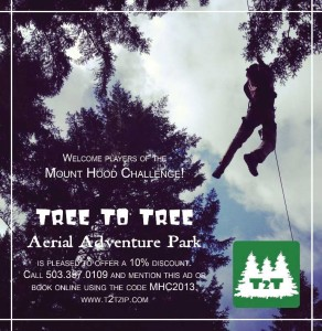 10 percent discount on mount hood aerial adventure park