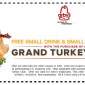 Arby's Grand Turkey Club Coupon