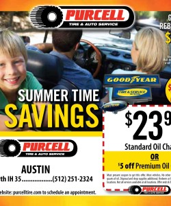 Purcell Auto Care Summer Savings Discount Coupon