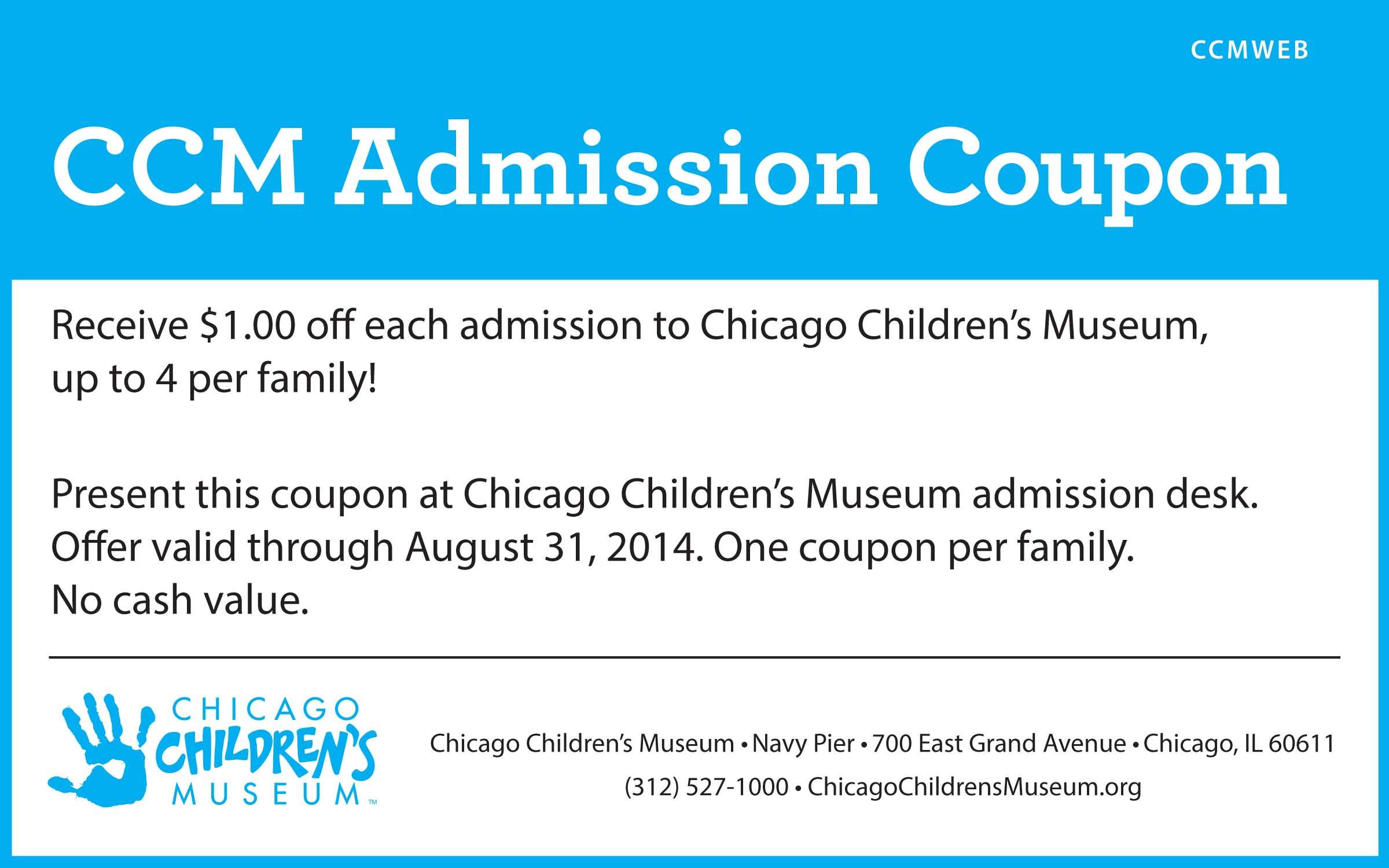 Navy pier parking coupon discount