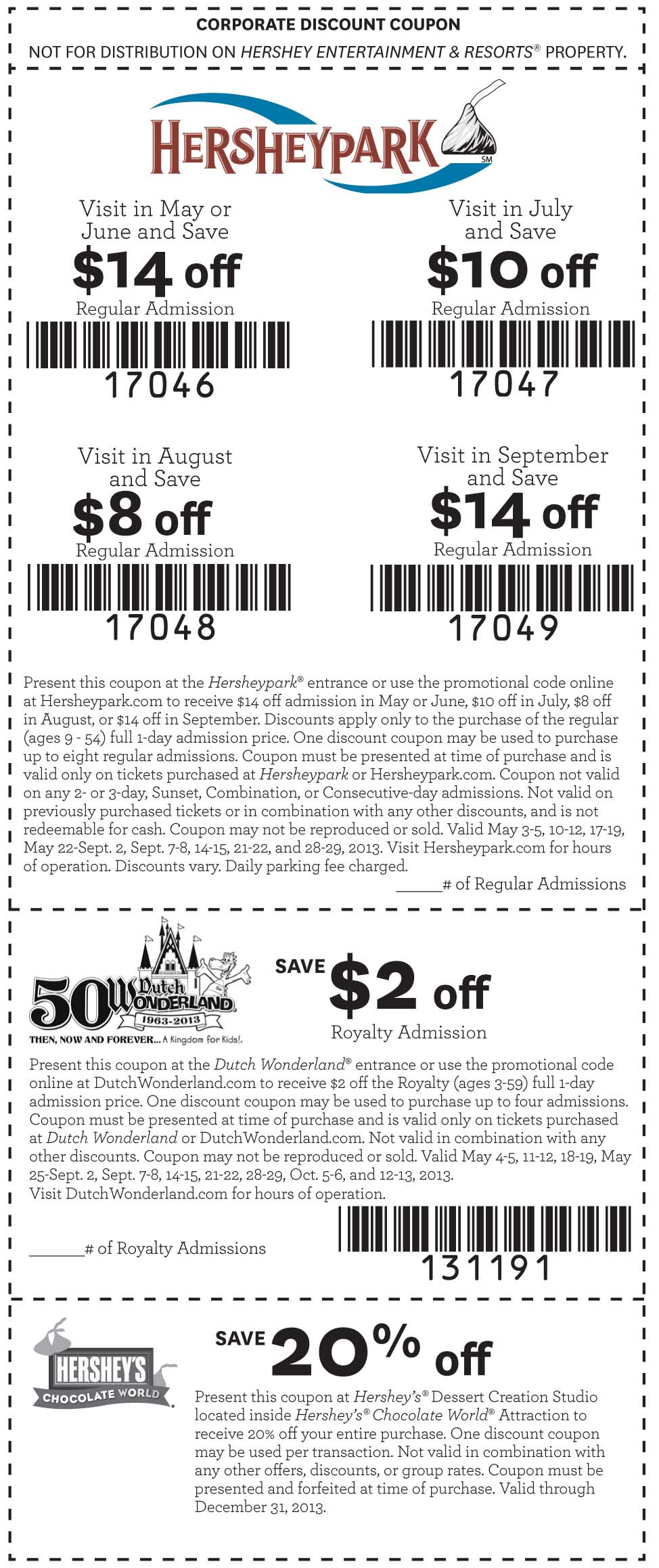 Chankanaab park discount coupon