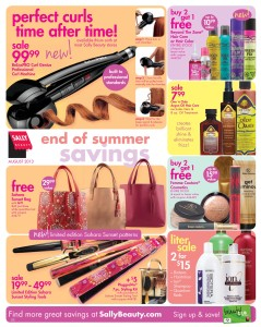 Sally Beauty Supply discounts