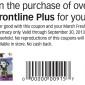 Marsh Pharmacy Frontline Plus coupon