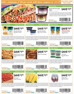 Shaw's Grocery Store Coupon