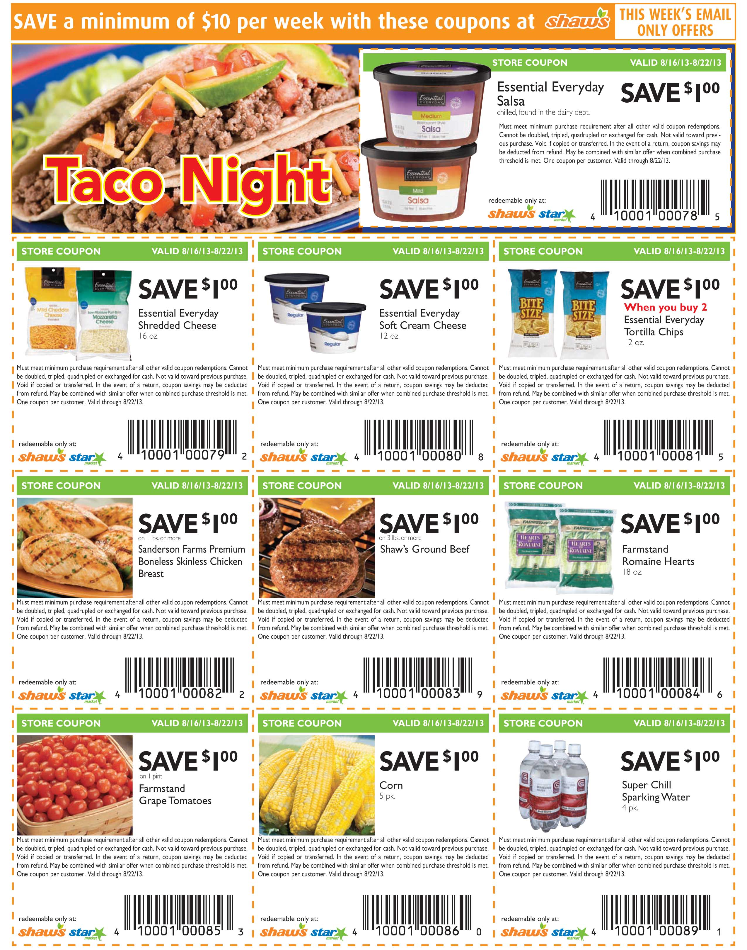 printable food store coupons