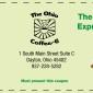 Ohio Coffee Company Expresso Bar Coupon