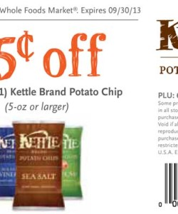 Whole Foods Market Kettle Brand Potato Chip