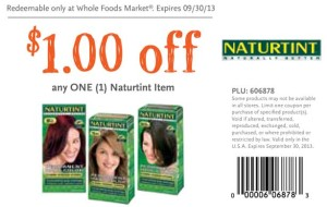 Whole Foods Naturtint