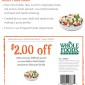 Whole Foods Bistro Pasta Salad