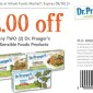 Whole Foods Dr. Praeger's Sensible Foods Coupons