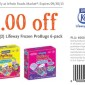 Whole Foods Lifeway Frozen ProBugs Coupon