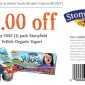 Whole Foods Stonyfield Organic Yokids Yogurt