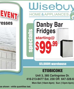 Appliance discount coupons