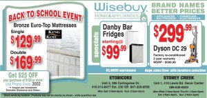 Wisebuy Home Appliances Coupon