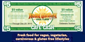 5 dollar home grown cafe coupon
