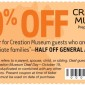 Creation Museum Deaf Day Discount