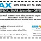 Alamo Imax Theater Coupon