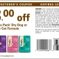 Eagle Pack Dry Dog or Cat Food Coupon