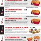 KFC Multidiscount Coupon Deals