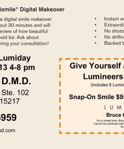 Lumineers Discount Coupon