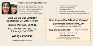 Lumismile teeth whitening coupon
