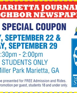 North Georgia State Fair Coupon