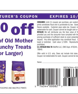 Mother Hubbard discount coupon