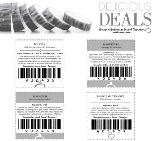 Souplantation Bogo coupons
