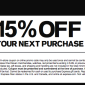 Express Coupon 2015 Save 15% Percent off